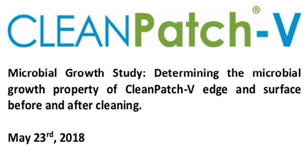 CleanPatch-V-CS-Microbial-Growth