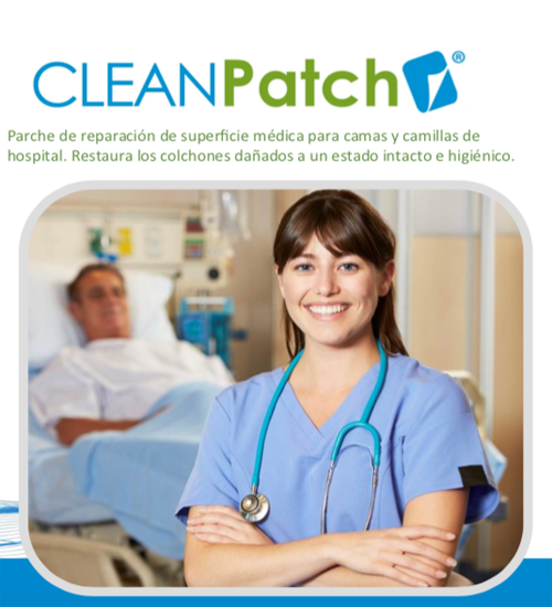 Surface-Medical-CleanPatch-Brochure-ESP-Cover